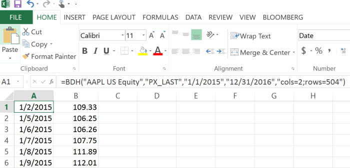 Tutorial 1: Downloading End of Day Price Data for S&P 500