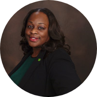 Regina McWilliams  Vice President and Store Manager  TD Bank